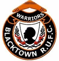 Blacktown Rugby Union Football Club Logo